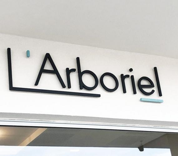 L'ARBORIEL – 42 LGTS