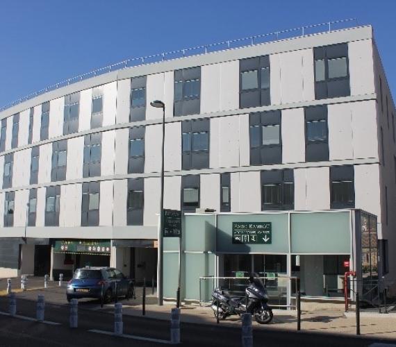 Pôle dialyse Aix en Provence