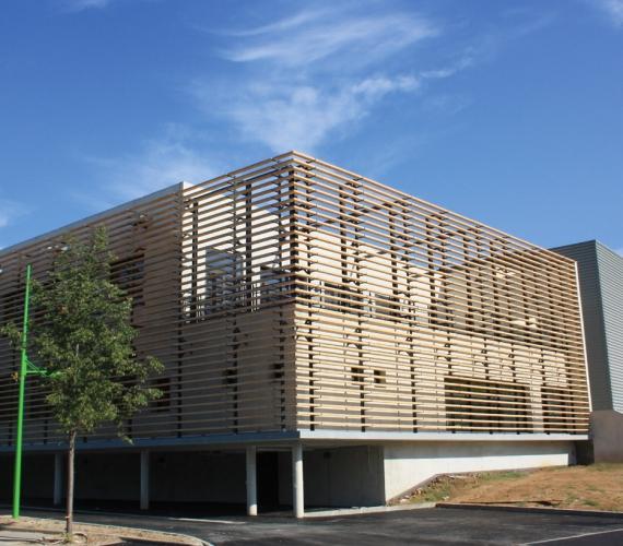 Salle Omnisport de ROQUEVAIRE